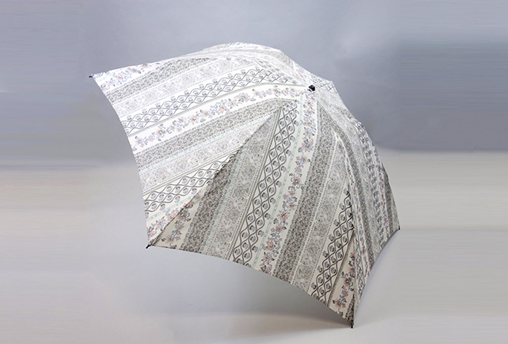 超軽量 晴雨兼用傘 ミニシフォン8