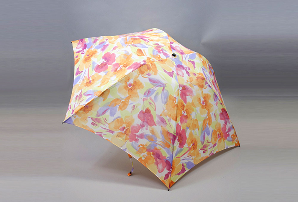 超軽量 晴雨兼用傘 ミニシフォン2