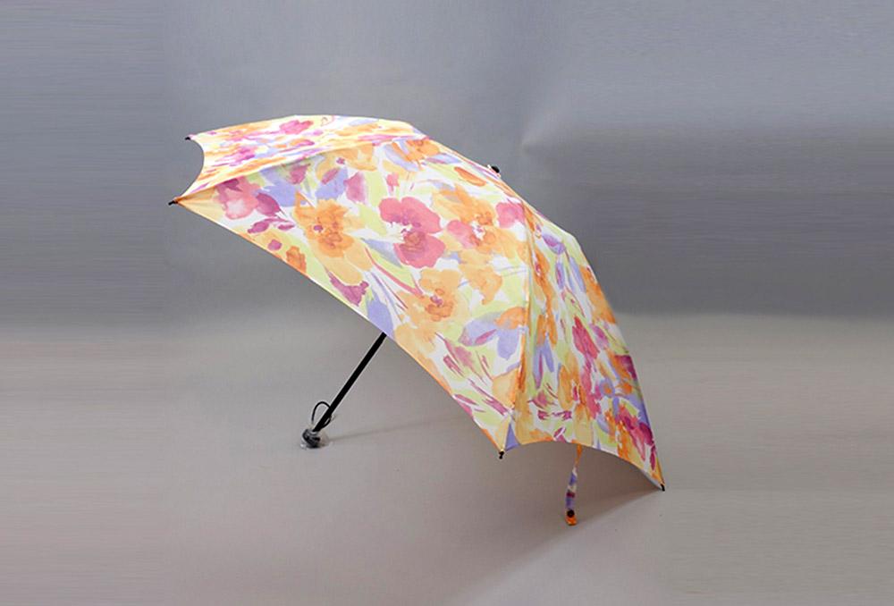 超軽量 晴雨兼用傘 ミニシフォン1
