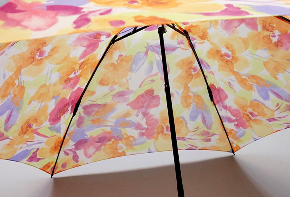 超軽量 晴雨兼用傘 ミニシフォン4