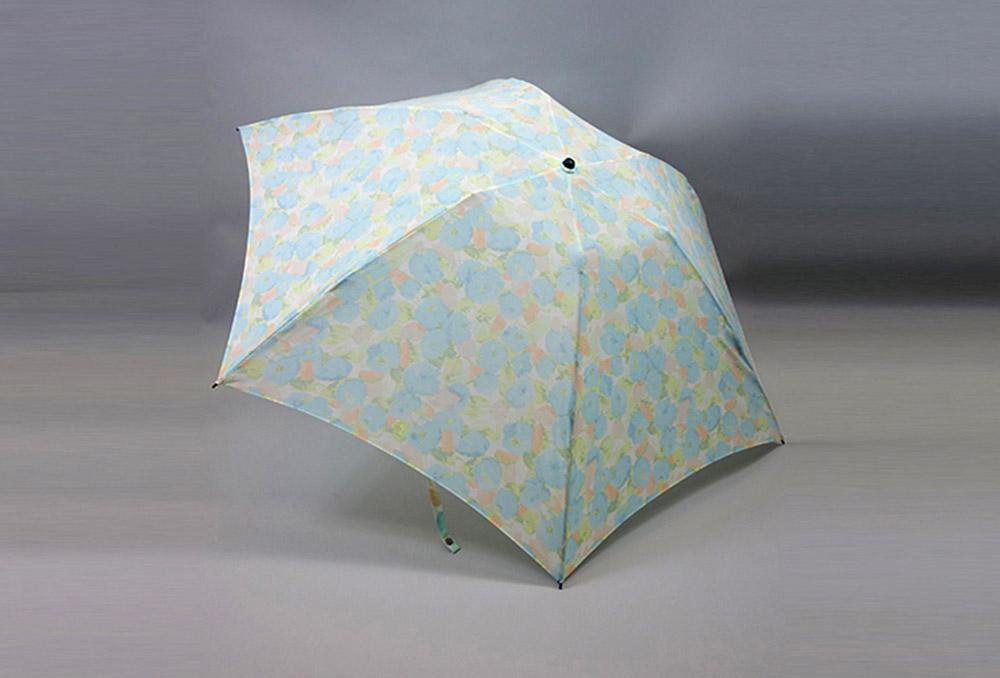 超軽量 晴雨兼用傘 ミニシフォン12